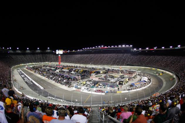 Food City 500: Predictions for Top 5