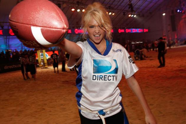 Kate Upton's 25 Sexiest Sports Moments