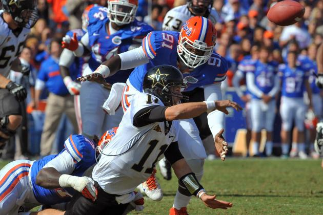 Florida Football: 10 Players to Be Excited About Heading into Spring Practice