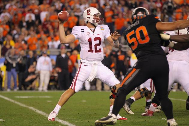 2012 NFL Draft Predictions: Predicting Most Likely All-Pro at Every Position