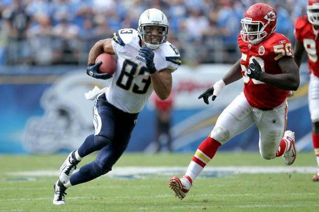 2012 NFL Free Agency: Vincent Jackson and New York Jets' Best Options at WR