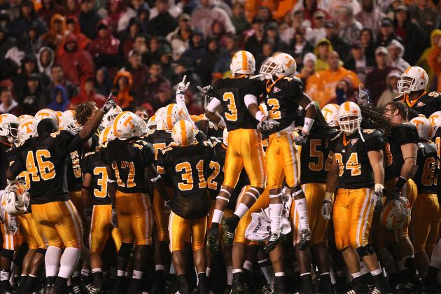 Tennessee Football 2012: Breaking Down Spring Practice