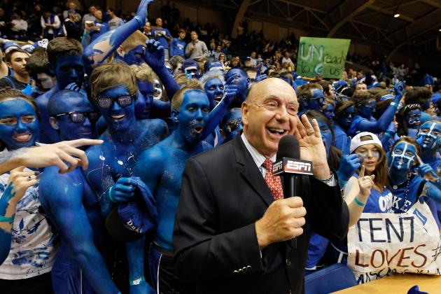March Madness with Dick Vitale: 9 Tournament Keys According to Dickie V
