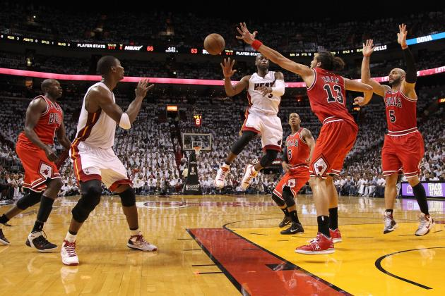 Ranking the NBA's Best Assists so Far in 2012