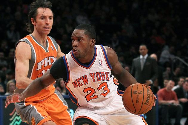 Knicks Rumors: 5 Teams New York Could Bait with Toney Douglas