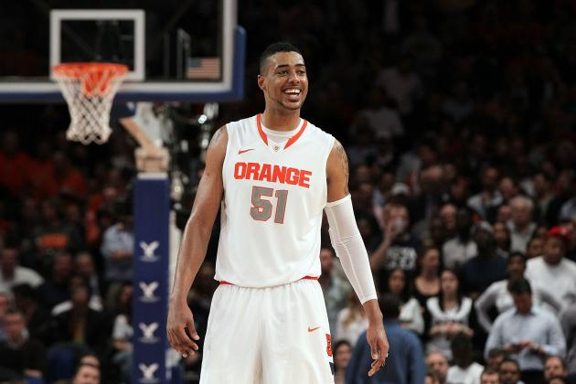 Syracuse's Star C Fab Melo out of NCAA Tournament: Another Hurdle for the Orange