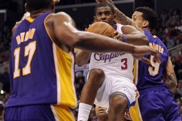 Lakers Rumors: 5 Fixes That Would Have Saved the Chris Paul to Los Angeles Trade