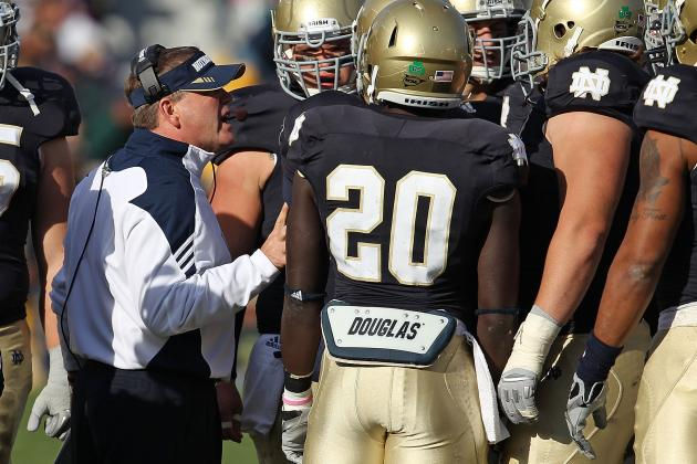 Notre Dame Football 2012: 5 Players Who Will Surprise for Fighting Irish