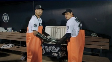 Ichiro Suzuki and the 2012 Seattle Mariners' Commercials