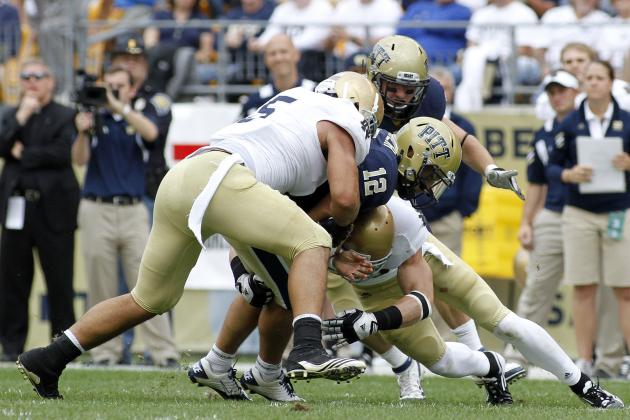 Notre Dame Football: Pre-Spring Opponent Preview: Pittsburgh