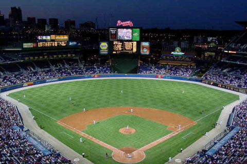20 Best Sports Cities in the South