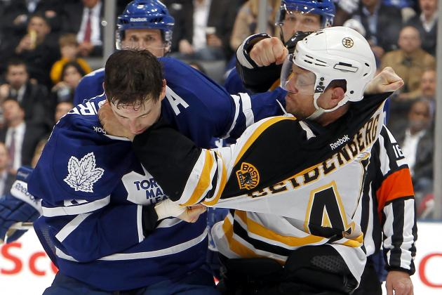 Toronto Maple Leafs a Look at the Past:  10 Hits to Remember