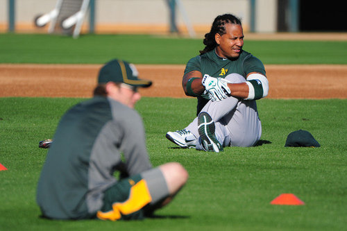 Oakland A's Roster Battles: 7 Most Intriguing Spring Position Battles