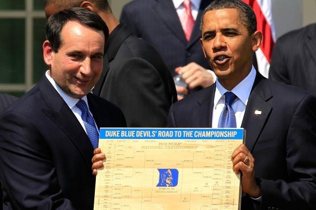 March Madness 2012: 15 Best Things to Do with Your Winning Bracket