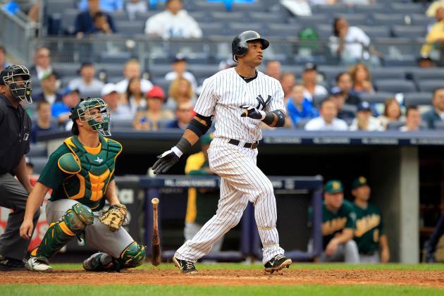 New York Yankees: Predicting the Top 5 Batting Averages of 2012