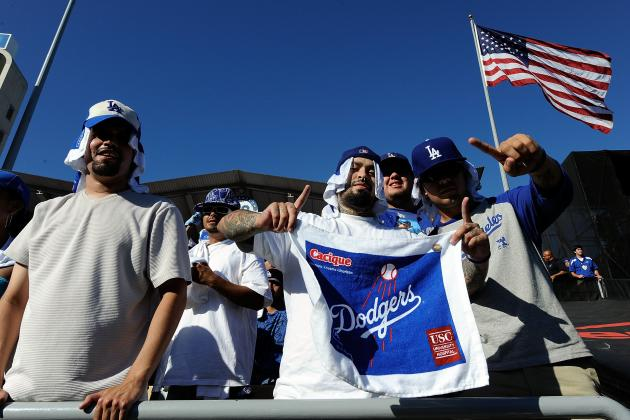 Los Angeles Dodgers Roster Battles: 3 Most Intriguing Spring Position Battles