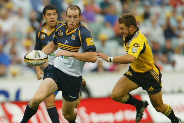 Top 5 Outside Centres in Super Rugby History