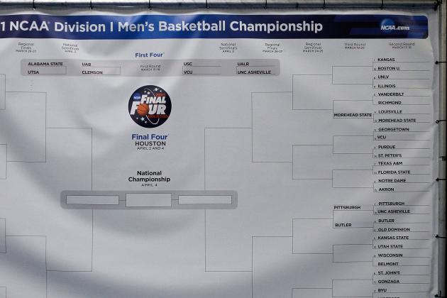 NCAA Bracket 2012: Last-Minute Expert Bracket Predictions