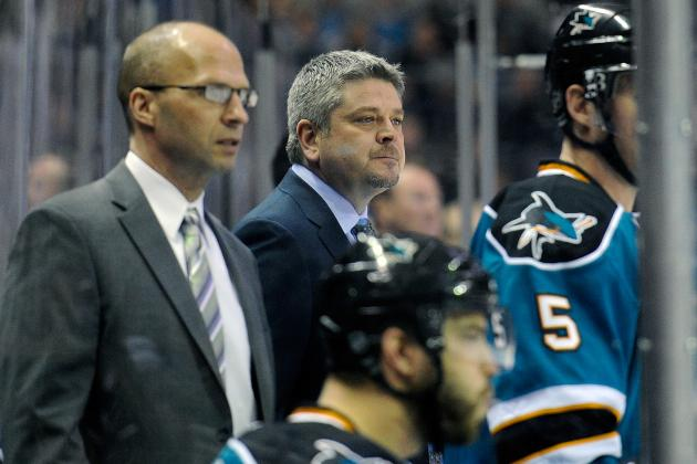 The San Jose Sharks Should Replace GM Doug Wilson and Head Coach Todd McLellan