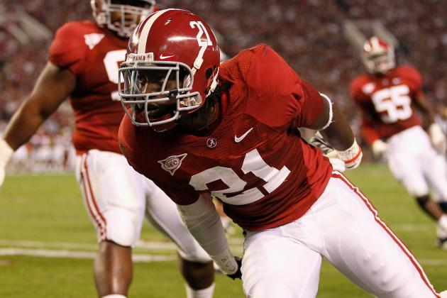 New England Patriots 2012 Mock Draft: Best Case & Worst Case 7-Round Scenarios