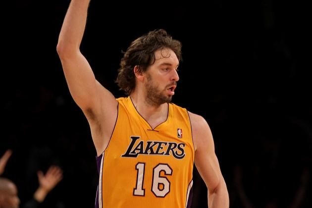 NBA Trade Deadline 2012: Pau Gasol and Stars Destined to Be Dealt