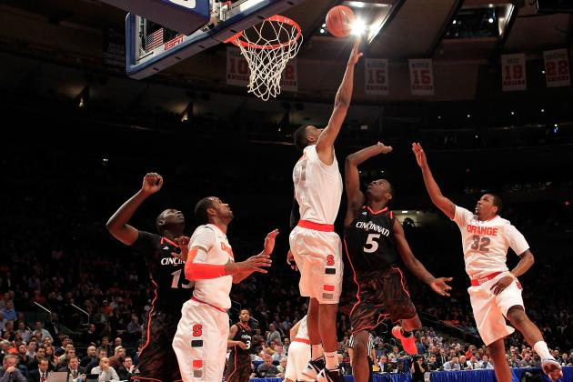 NCAA Bracket 2012:  East Regional Guarantees to Take to the Bank