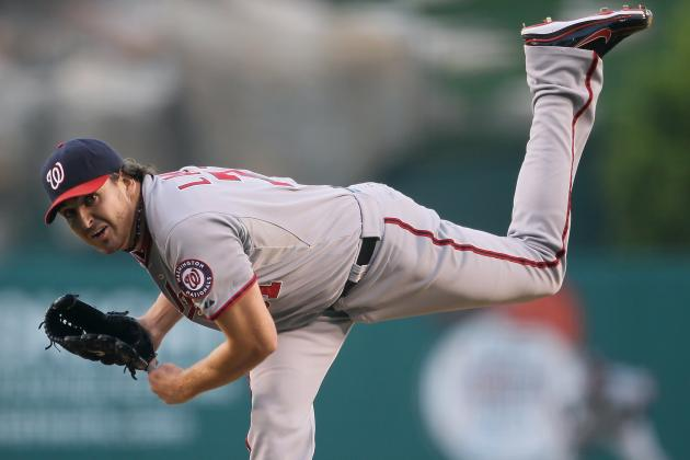 John Lannan: 5 Reasons Washington's SP Would Fit the Boston Red Sox Rotation