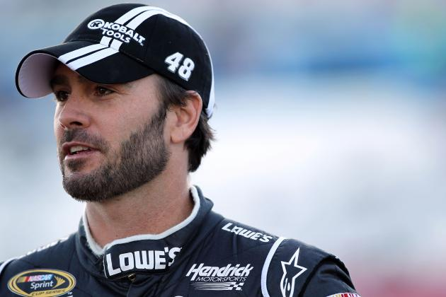 Jimmie Johnson: 5 Reasons His Years of Domination Are Over
