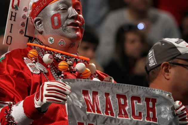March Madness 2012: Power Ranking Best Places to Watch the NCAA Tournament