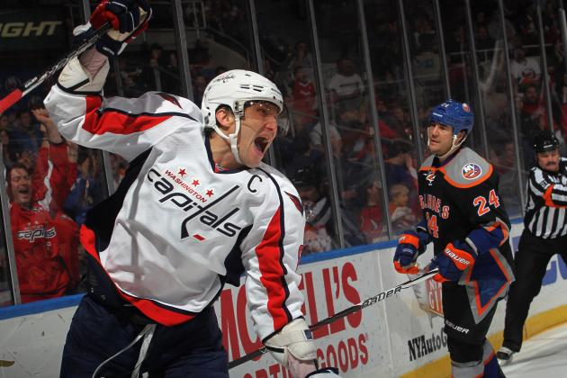 7 Signs That Alex Ovechkin Is Too Much of a Rock Star