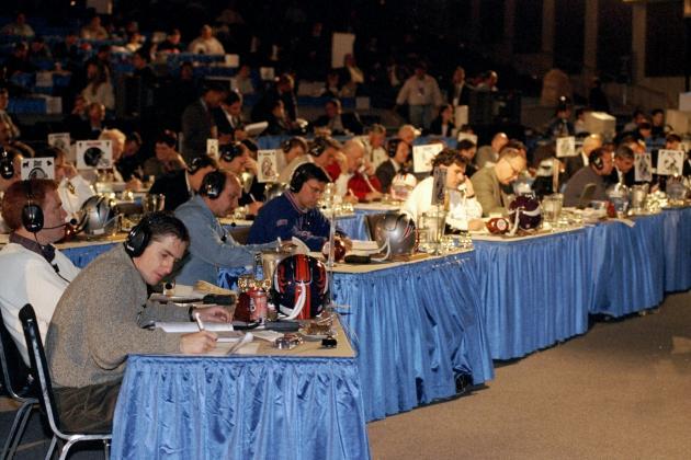 2012 NFL Draft: Snyder's Mock 1.0
