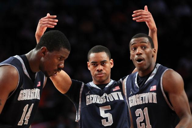 March Madness 2012: 5 Reasons the Georgetown Hoyas Can Make the Final Four