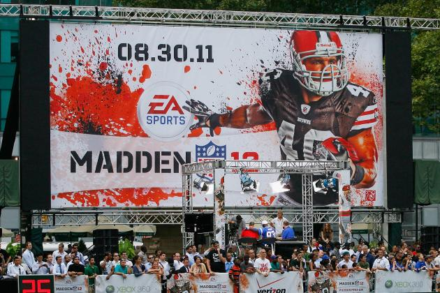 Bracketizing the NFL's Madden Cover Vote