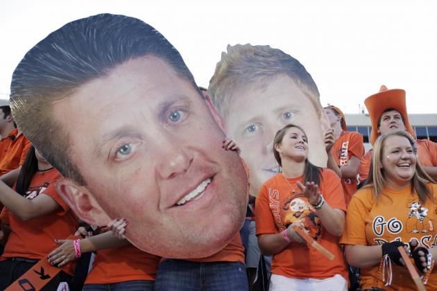 Oklahoma State Football: 10 Benchmarks for Spring Success