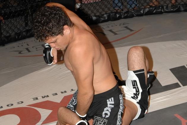 Why Is Nick Diaz the No. 2 Welterweight in the World?