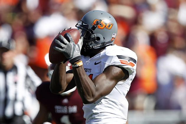 2012 NFL Draft: 7 WRs Who Could Start from Day 1