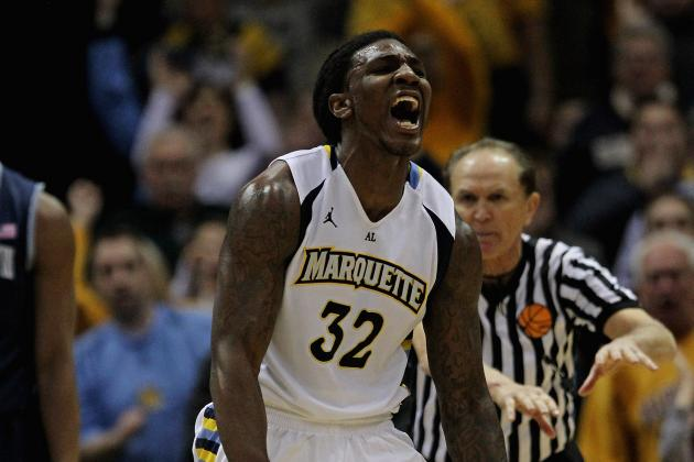 NCAA Bracket 2012: Today's Top Studs in Big Games We Can't Wait to Watch