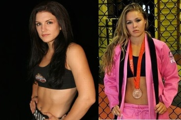 Women in MMA: 5 Reasons We Want to See Ronda Rousey vs. Gina Carano