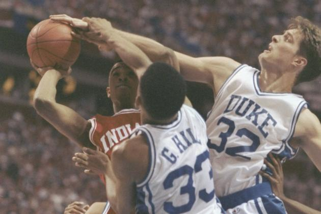 The 25 Greatest Games in NCAA Tournament History