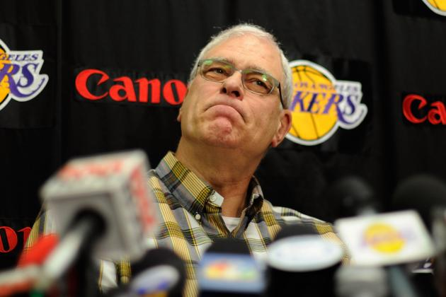 NBA Rumors: Phil Jackson and 3 Coaches Who Won't Replace Mike D'Antoni