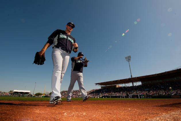 Seattle Mariners: 8 Early Spring Training Standout Prospects