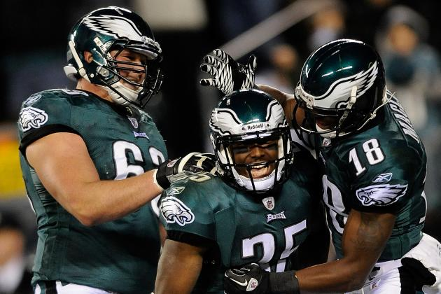 Philadelphia Eagles: Ranking the Top 10 Current Players