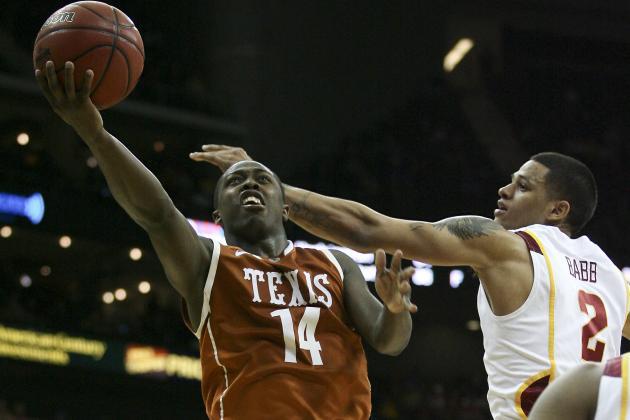 NBA Draft 2012: 5 Reasons Longhorns' J'Covan Brown Is Poised to Climb the Board
