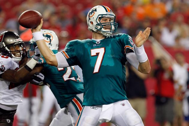Chad Henne vs. Blaine Gabbert: Who Has Edge in Jacksonville Jaguars' QB Battle?