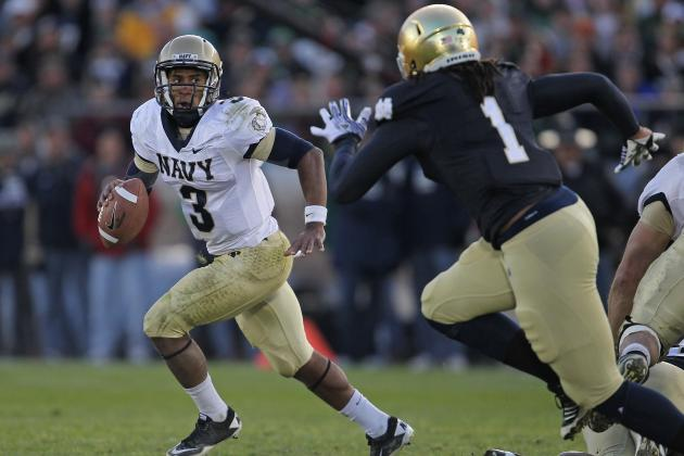 Notre Dame Football: Pre-Spring Opponent Preview: Navy