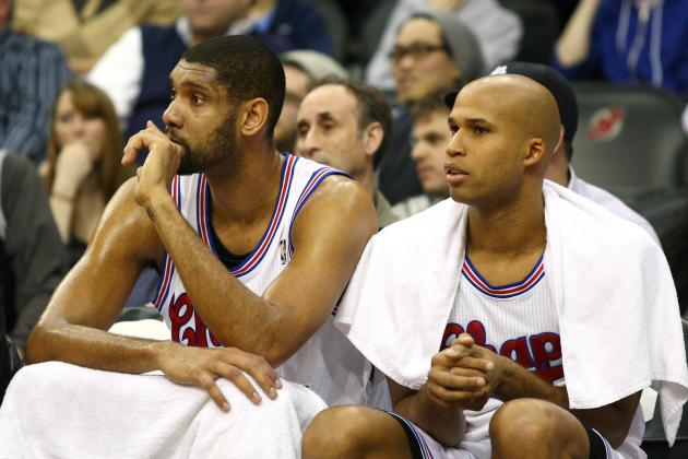 Richard Jefferson to Warriors: Winners and Losers from Warriors-Spurs Deal