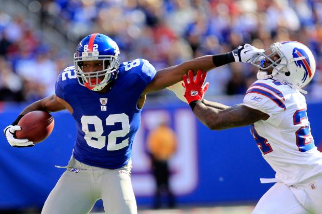 New York Giants: Who Can Be the No. 3 Wide Receiver?