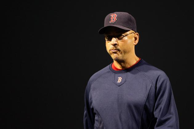 MLB: 5 Managers Who Are on the Hot Seat in 2012