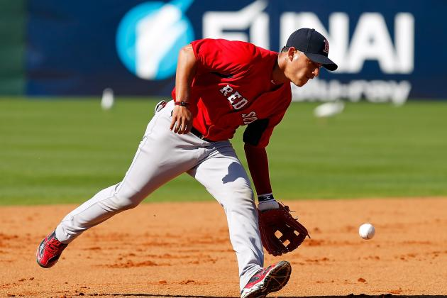 Boston Red Sox: 10 Reasons Jose Iglesias Should Start at Shortstop
