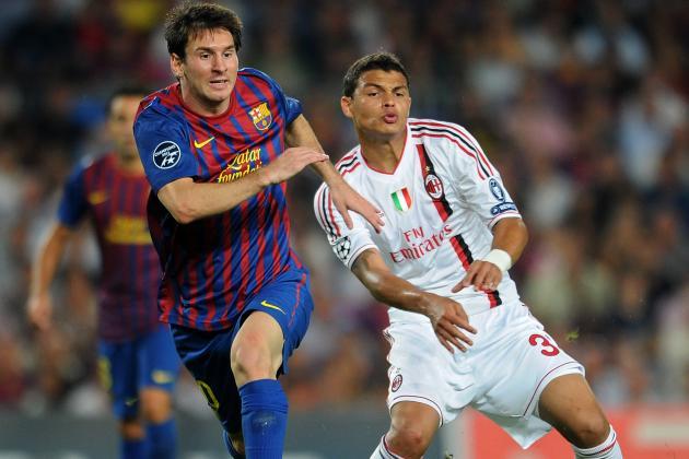 Champions League Quarterfinals: 8 Key Battles